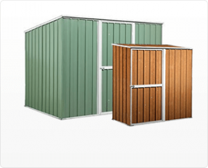 Double Garage 6 4m x 7 2m Widespan Cream Garages Steel NEW