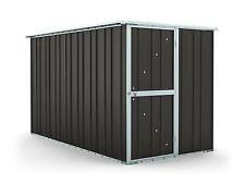 Garden Shed 1 55m x 3 07m x 1 82m Ironsand Tool Storage Sheds Cheap NEW