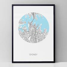 NEW Sydney round print Women by Inky Editions