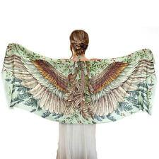 NEW Wings cotton scarf in vintage green Women by Shovava