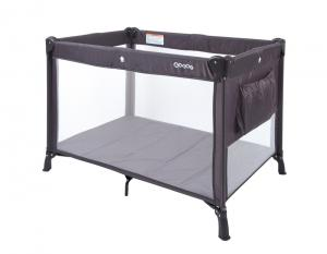 4Baby Saturn Travel Cot - Grey