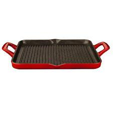 NEW La Cuisine Red Grill Pan 29x26cm