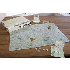 NEW Puzzle Map New York