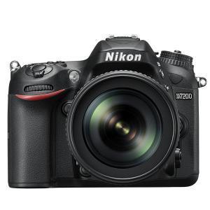 Nikon D7200 & 18-140mm