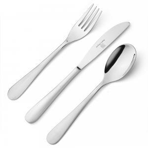 Stanley Rogers Deevo Satin 56 Piece Cutlery Set