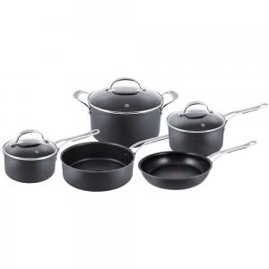 Tefal Jamie Oliver New Wave Anodised 5 Piece Cookware Set