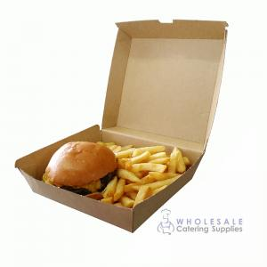 Pack of 50 Cardboard Dinner Box