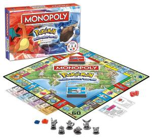BRAND NEW POKEMON Monopoly Board Game Birthday Gift ON SALE Australian Seller