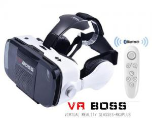 2017 VR BOX Headset VR BOSS Virtual Reality Glasses 3D