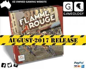 PREORDER Flamme Rouge Board Game
