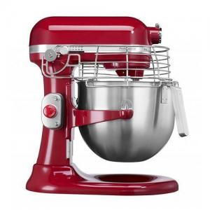 KitchenAid Commercial Stand Mixer 7 6L Empire Red Dough  Pastry  Mixing