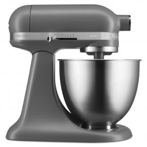 KitchenAid Artisan Mini Matte Grey Stand Mixer
