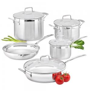 Scanpan Impact 5 piece Cookware Set B