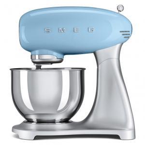 Smeg 50s Retro Style Pastel Blue Stand Mixer