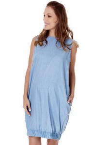 Marianne Chambray Dress