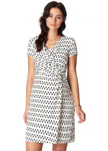 Fem Twist Nursing Dress