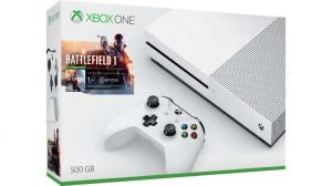 Xbox One S 500GB Battlefield Bundle
