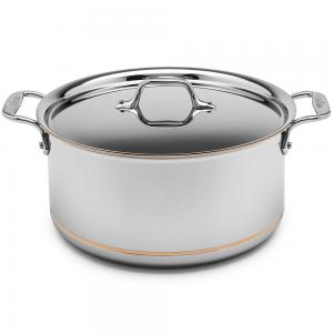 All-Clad Copper Core Stockpot with Lid 26cm
