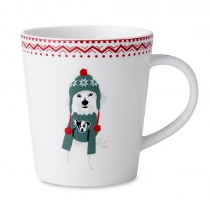 Royal Doulton Ellen Degeneres Wolf The Dog Mug 475ml