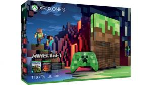 Xbox One S 1TB Console Minecraft Limited Edition Bundle