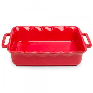 Appolia 41cm Rectangular Baking Dish Cherry