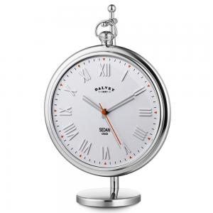 Dalvey Sedan Clock White