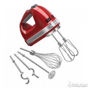KitchenAid Red Hand Mixer