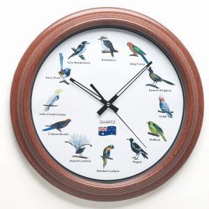 Australian Bird Clock
