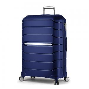 Samsonite Octolite Navy Spinner Case 75cm