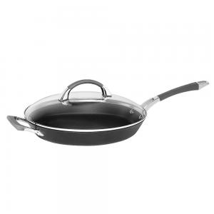 Anolon Endurance French Skillet with Bonus Lid 30cm