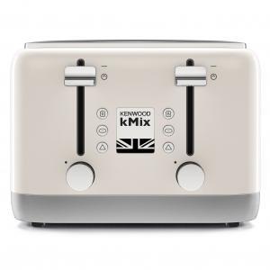 Kenwood kMix Fresh Cream Four Slice Toaster
