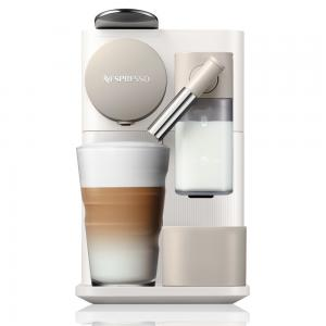 DeLonghi Nespresso Lattissima One Pearl White Machine