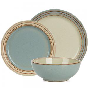 Denby Heritage Pavilion Tableware Set 12 piece