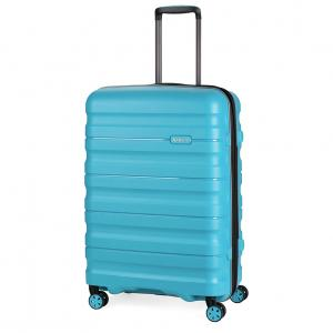 Antler Juno 2 Turquoise Expandable Spinner Case 68cm