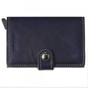 Secrid Mini Wallet Indigo Blue