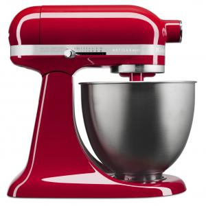KitchenAid Artisan Mini Empire Red Stand Mixer