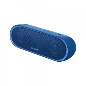 SRSXB20B Portable Wireless Speaker with Bluetooth (Blue)