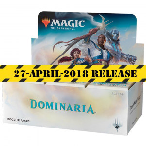 PREORDER Magic The Gathering Dominaria Booster Box - 36 booster packs