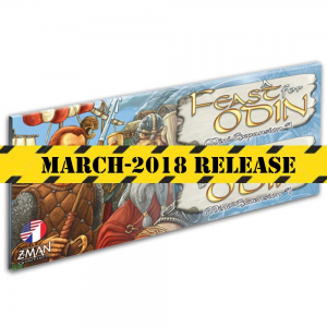 PREORDER A Feast for Odin Mini Expansion Board Game