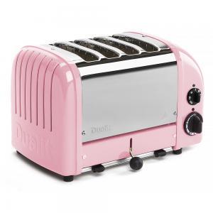 Dualit NewGen Petal Pink 4 Slice Toaster