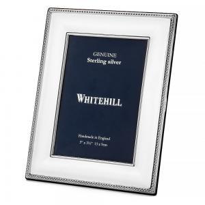 Whitehill Sterling Silver Bead Frame 9x13cm