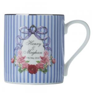 Halcyon Days Wedding Ribbons Mug