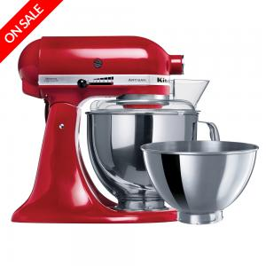 KitchenAid Artisan KSM160 Empire Red Stand Mixer