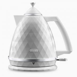 DeLonghi DeLonghi Brilliant White Kettle KBJX2001W