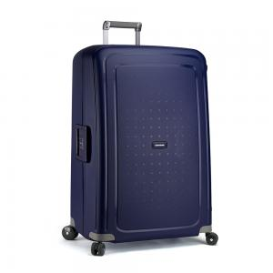 Samsonite SCure Dark Blue Spinner Case 81cm