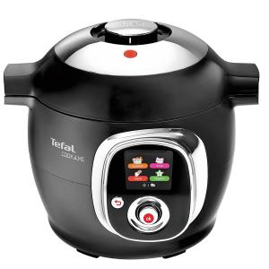 NEW Tefal CY7018 Cook4Me Intelligent Multi Cooker Black
