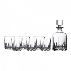Royal Doulton Mode Decanter Set