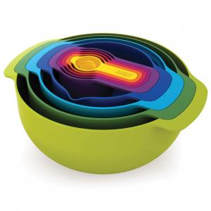 Joseph Joseph Nest 9 Plus Food Preparation Set 9 piece