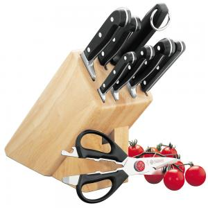 Mundial Bonza Knife Block Set 9 piece