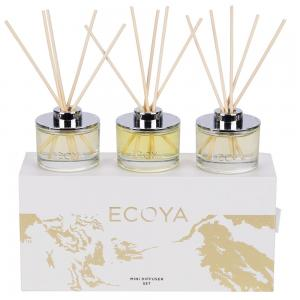 Ecoya Mini Diffuser Gift Set 3 piece